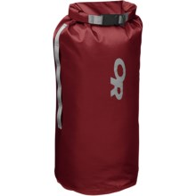 Outdoor Research Durable Dry Sack - 25L in Chili - Closeouts