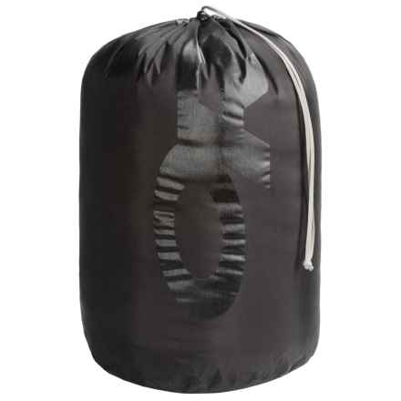 Outdoor Research Durable Stuff Sack - 15L in Black - Closeouts