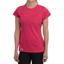 Outdoor Research Echo Graphic T-Shirt - UPF 15, Short Sleeve (For Women) in Trillium - Closeouts