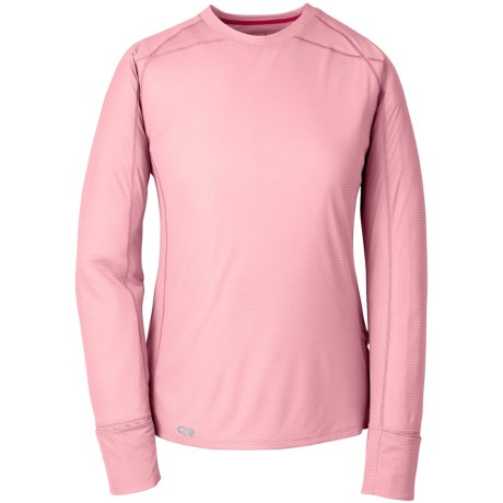 Outdoor Research Echo Shirt - UPF 15, Long Sleeve (For Women) in Candy