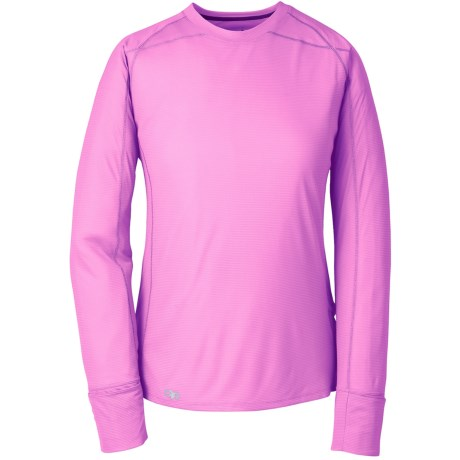 Outdoor Research Echo Shirt - UPF 15, Long Sleeve (For Women) in Crocus