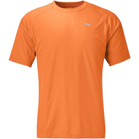 Outdoor Research Echo T-Shirt - UPF 15, Short Sleeve (For Men) in 571 Supernova