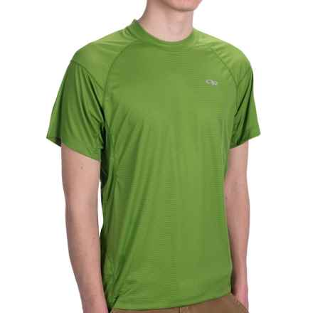 Outdoor Research Echo T-Shirt - UPF 15, Short Sleeve (For Men) in Leaf - Closeouts