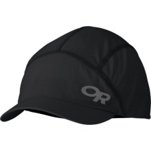 Outdoor Research Echolite Brimmed Cap - UPF 15 (For Men and Women) in Black - Closeouts