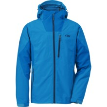 Outdoor Research Enchainment Jacket (For Men) in Glacier - Closeouts