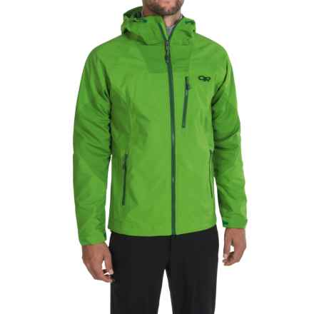 Outdoor Research Enchainment Jacket (For Men) in Leaf - Closeouts