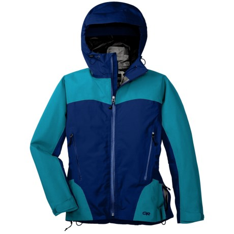 Outdoor Research Enigma Gore-Tex® Performance Shell Jacket - Waterproof (For Women) in Zin