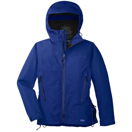 Outdoor Research Enigma Gore-Tex® Performance Shell Jacket - Waterproof (For Women) in Sapphire