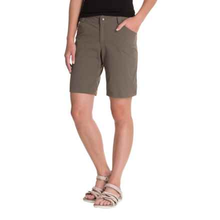 Outdoor Research Equinox Shorts - UPF 50+ (For Women) in Mushroom - Closeouts