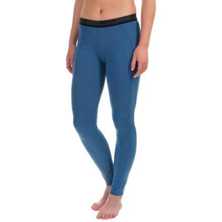 Outdoor Research Essence Base Layer Bottoms (For Women) in Cornflower - Closeouts