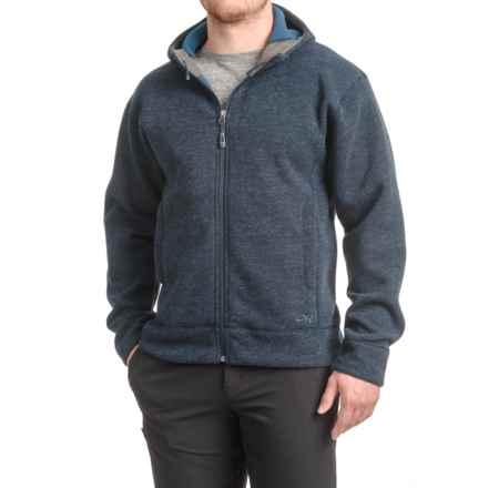 Outdoor Research Exit Sweatshirt - Full Zip (For Men) in Night - Closeouts