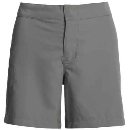 Outdoor Research Expressa Shorts (For Women) in Pewter - Closeouts