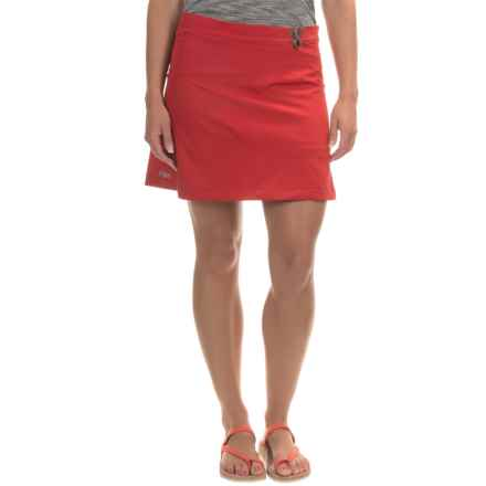 Outdoor Research Expressa Skort (For Women) in Adobe - Closeouts