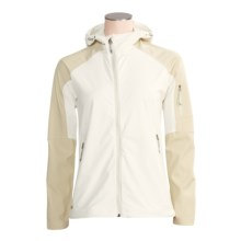 Outdoor Research Ferrosi Jacket - Soft Shell (For Women) in Sand/Barley - Closeouts