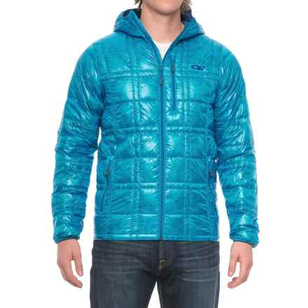 Outdoor Research Filament Down Jacket - 800 Fill Power (For Men) in Tahoe/Baltic - Closeouts