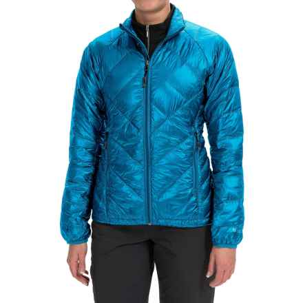 Outdoor Research Filament Down Jacket - 800 Fill Power (For Women) in Hydro/Night - Closeouts