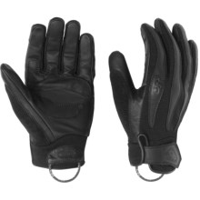 Outdoor Research Flashpoint Gloves (For Men) in All Black - Closeouts