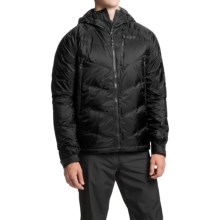 Outdoor Research Floodlight Down Jacket - Waterproof, 800 Fill Power (For Men) in Black/Charcoal - Closeouts