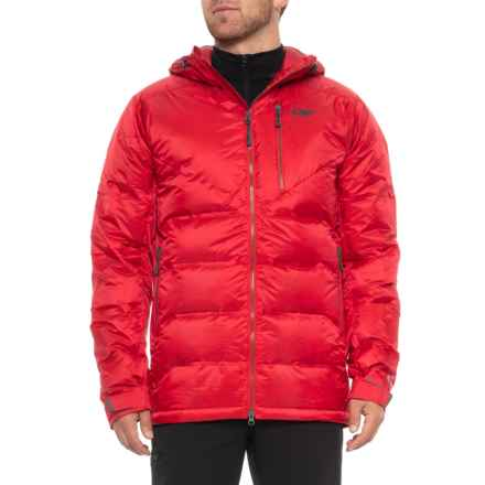 Outdoor Research Floodlight Down Jacket - Waterproof, 800 Fill Power (For Men) in Hot Sauce - Closeouts