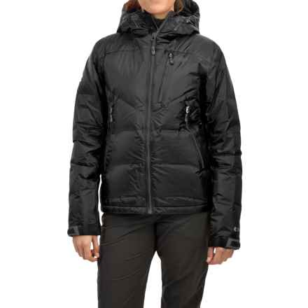 Outdoor Research Floodlight Down Jacket - Waterproof, 800 Fill Power (For Women) in Black - Closeouts