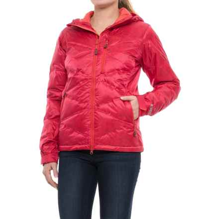 Outdoor Research Floodlight Down Jacket - Waterproof, 800 Fill Power (For Women) in Scarlet - Closeouts