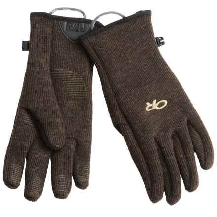 Outdoor Research Flurry Gloves (For Men) in Earth - Closeouts