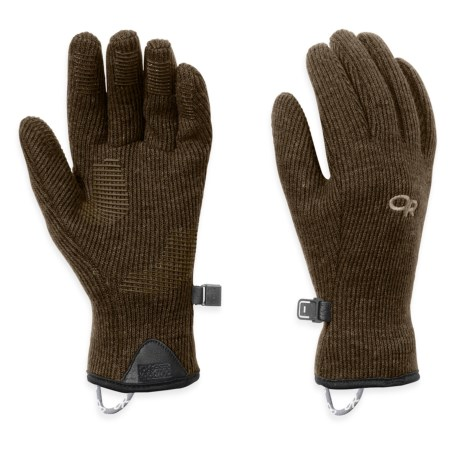 Outdoor Research Flurry Gloves (For Women) in Earth
