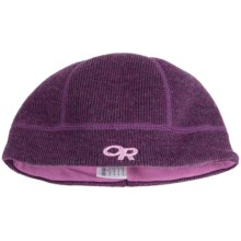 Outdoor Research Flurry Wool Beanie Hat (For Little and Big Kids) in Orchid - Closeouts