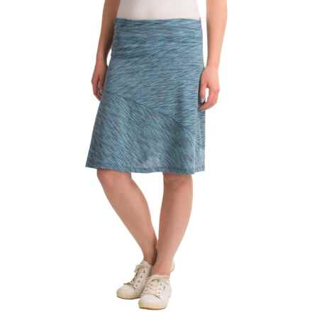 Outdoor Research Flyway Skirt (For Women) in Cornflower/Rio - Closeouts