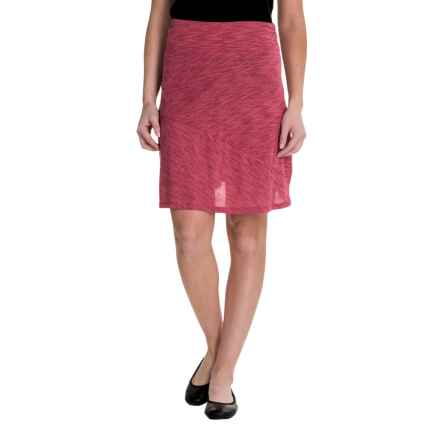 Outdoor Research Flyway Skirt (For Women) in Scarlet/Desert Sunrise - Closeouts