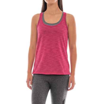 Outdoor Research Flyway Tank Top - Racerback (For Women) in Scarlet/Desert Sunrise - Closeouts