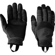 Outdoor Research FR Silencer Gloves (For Men) in All Black - Closeouts