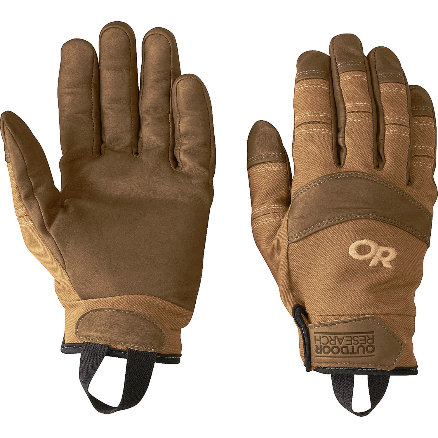 leather gloves silencer:
