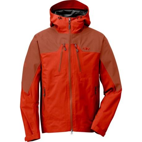 Outdoor Research Furio Gore-Tex® Jacket - Waterproof (For Men) in Diablo/Taos