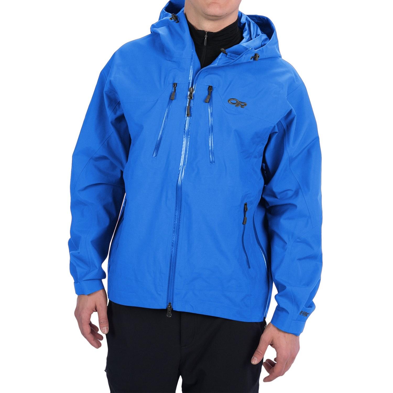 Outdoor Research Furio Gore Tex 174 Jacket Waterproof For