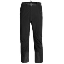 Outdoor Research Furio Gore-Tex® PacLite® Pants - Waterproof (For Men) in Black - Closeouts