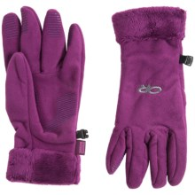 Outdoor Research Fuzzy Gloves (For Women) in Orchid - Closeouts