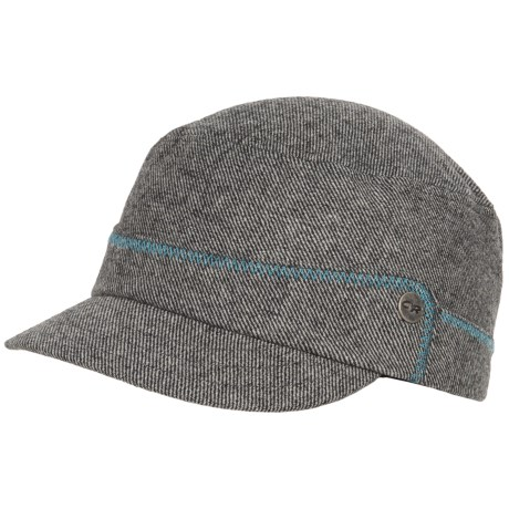 Outdoor Research Gabby Cap (For Women) in Charcoal
