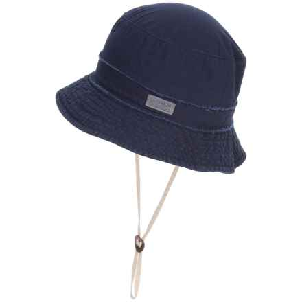 Outdoor Research Gin Joint Bucket Hat - UPF 50+ (For Men and Women) in Indigo - Closeouts