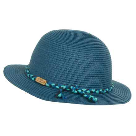 Outdoor Research Glimpse Hat - Paper Straw (For Women) in Cornflower - Closeouts