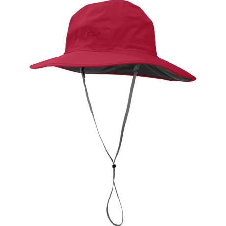 Outdoor Research Gore TexR Misto Sombrero Hat Waterproof Bucket For Women
