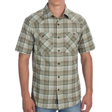 Outdoor Research Growler Shirt - Short Sleeve (For Men) in Cairn - Closeouts