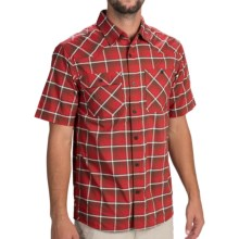 Outdoor Research Growler Shirt - Short Sleeve (For Men) in Redwood - Closeouts