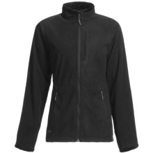 Outdoor Research Habitat Fleece Jacket (For Women) in Black - Closeouts
