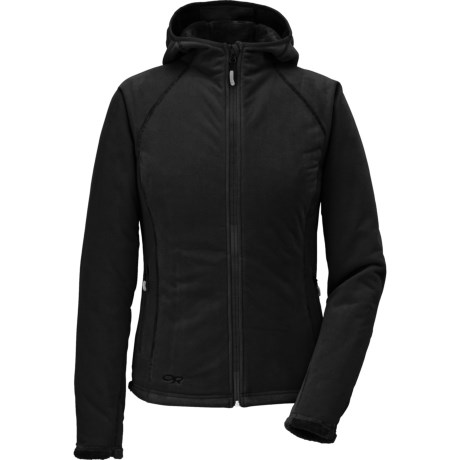photo: Outdoor Research Women's Habitat Jacket