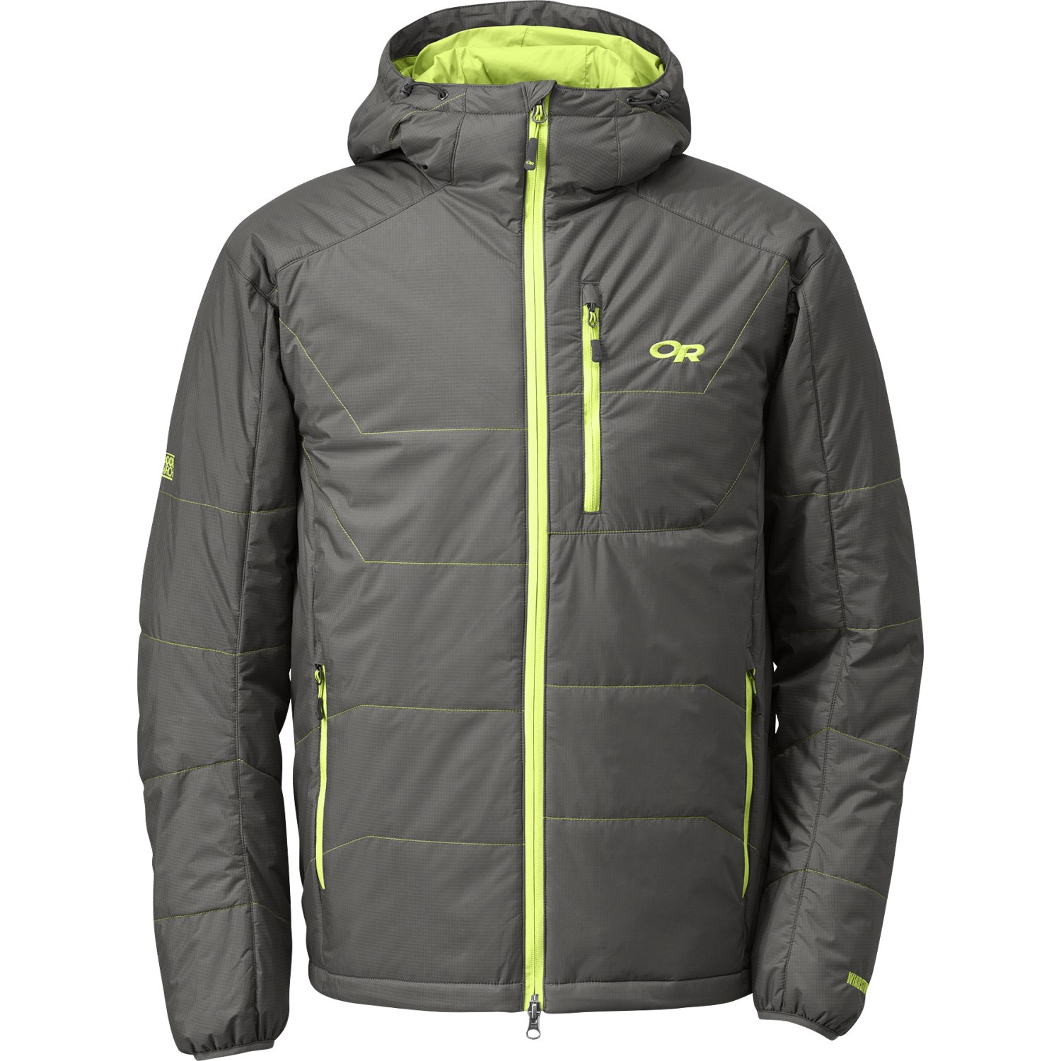 Outdoor Research Havoc Windstopper 174 Jacket Insulated