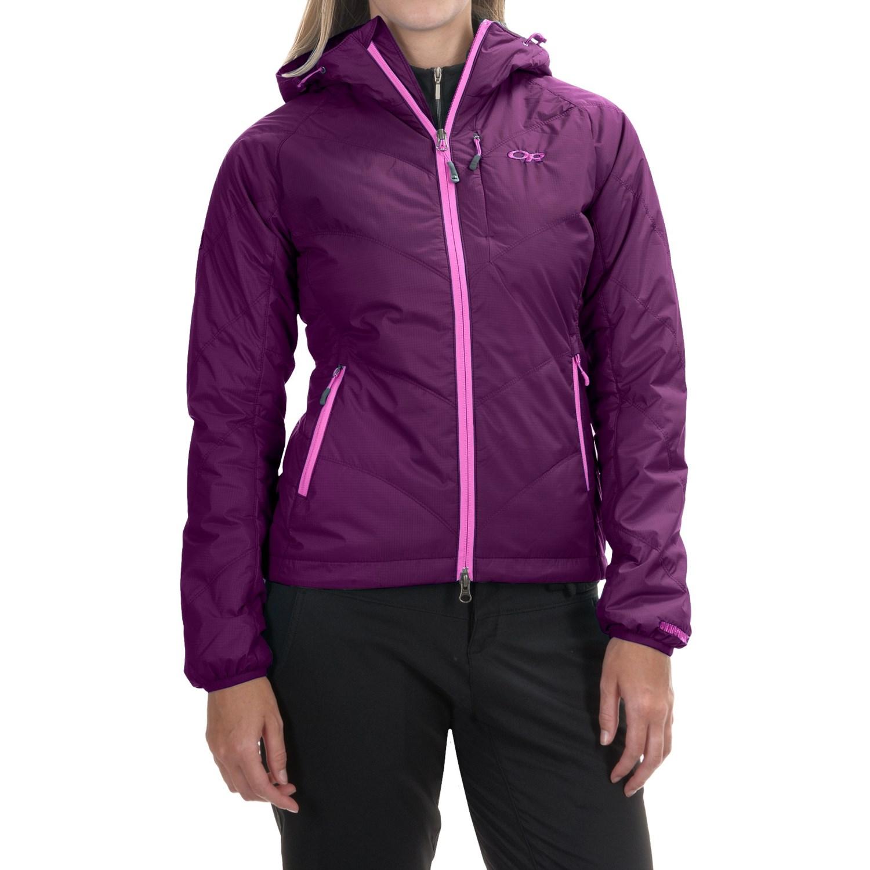Outdoor Research Havoc Windstopper 174 Jacket For Women