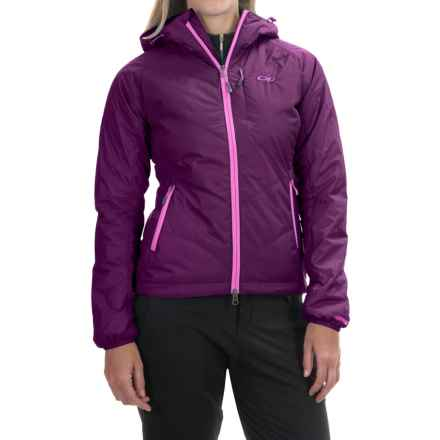 Outdoor Research Havoc Windstopper® Jacket - Insulated (For Women) in Orchid/Crocus - Closeouts