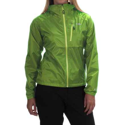 Outdoor Research Helium II Jacket - Waterproof (For Women) in Apple - Closeouts