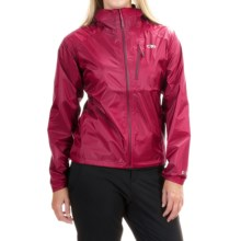 Outdoor Research Helium II Jacket - Waterproof (For Women) in Desert/Sunrise - Closeouts